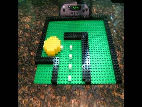 Lego Pac-Man Test