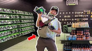 ANYTHING I CAN CARRY I GET FOR FREE!!! (EPIC CHALLENGE)