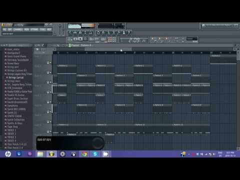 Juelz Santana - Oh Yes (FL STUDIO REMAKE)