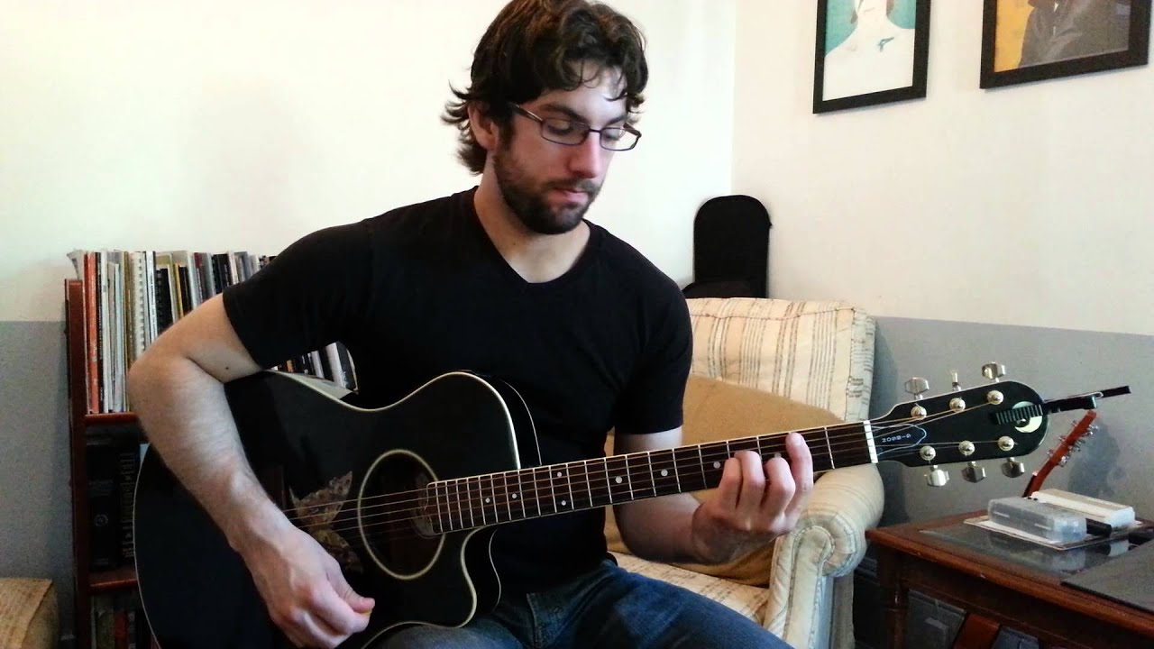 Jimmy Eat World Appreciation Guitar Chords Lesson By Shawn