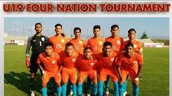 India u19 vs France U19 ¦¦ Four nations tournament