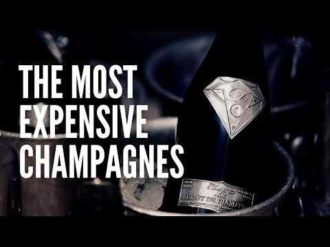 The Top 10 Most Expensive Champagnes in the World