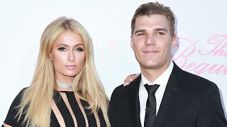 Paris Hilton's Boyfriend Chris Zylka Gets a Huge Tattoo of Her Name in Disney Font