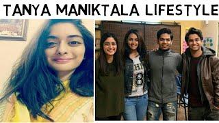 Tanya Maniktala Lifestyle ||Luxurious || House ||Car || Income ||Biography ||Flames ||web Series