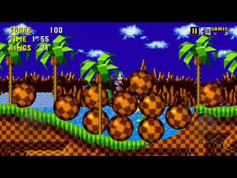 How To Play Debug Mode On Sonic 1!!! IOS/android