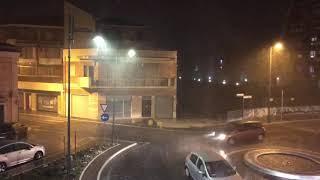 Tempesta su Termoli