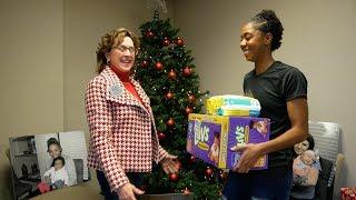 North Texas Soccer: Holiday Giving