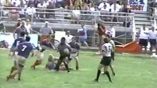 1999 USA National Sevens Rugby Part 1