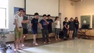 청년부 가덕 한숲 연합 수련회