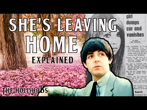 The Beatles - She's Leaving Home (Explained)
