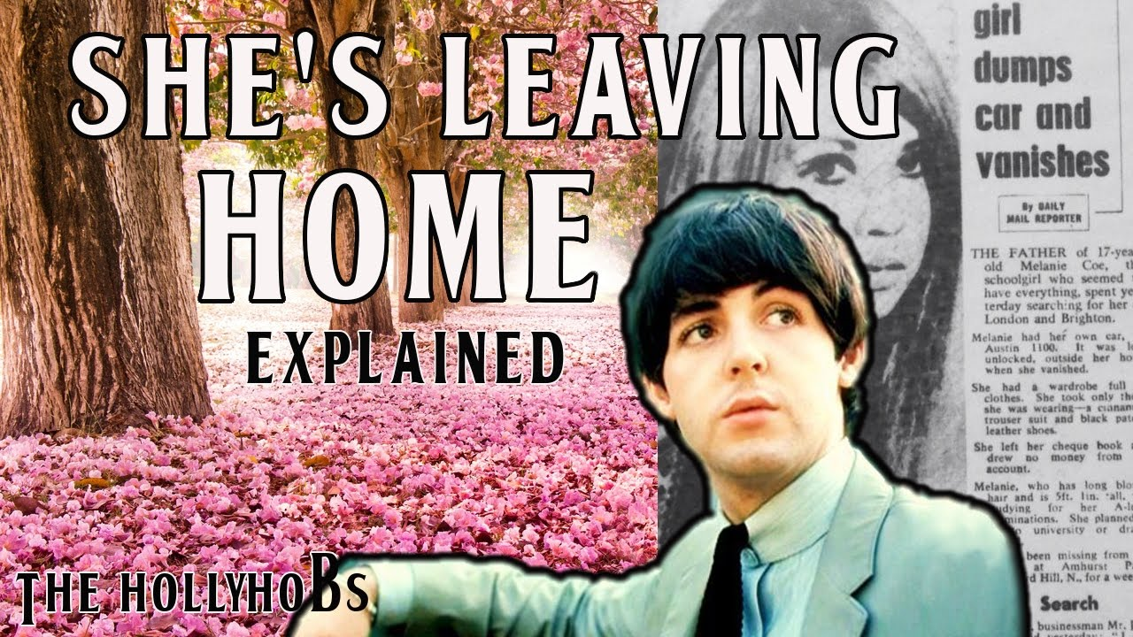 She S Leaving Home By The Beatles