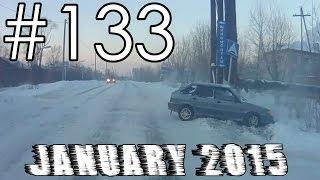 Подборка Аварий и ДТП #133 - Январь 2015 - Car Crash Compilation January 2015