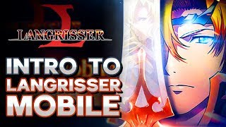Introducing Langrisser Mobile - New Tactical RPG Mobile Game! | Langrisser M