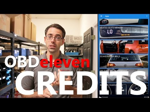 OBDeleven Credits and How They Work