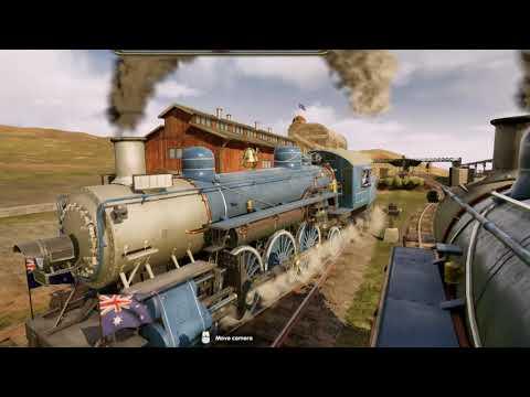 Railway Empire AU North |