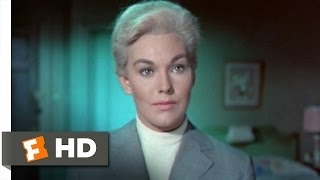 Vertigo (10/11) Movie CLIP - Judy Becomes Madeleine (1958) HD