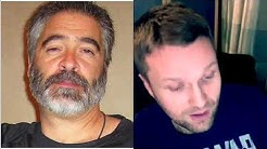 Hughezy interview VINCE RUSSO for the first time