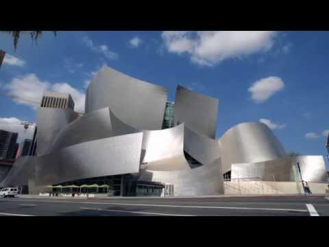 Walt Disney Concert Hall Virtual Tour (Part 1)