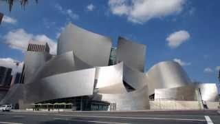 Walt Disney Concert Hall Virtual Tour (Part 1)