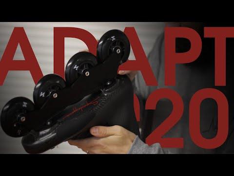 ADAPT SKATES AND SYMETRICS  PRESENTS THE NEW 2020 LINE