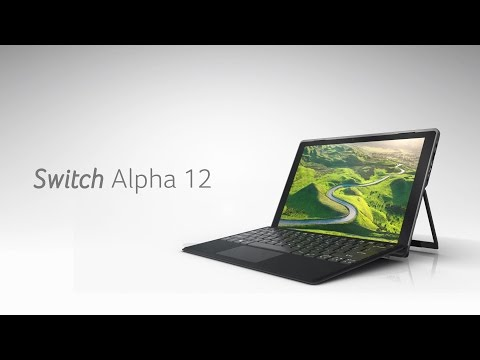 Acer | Switch Alpha  12 Detachable PC