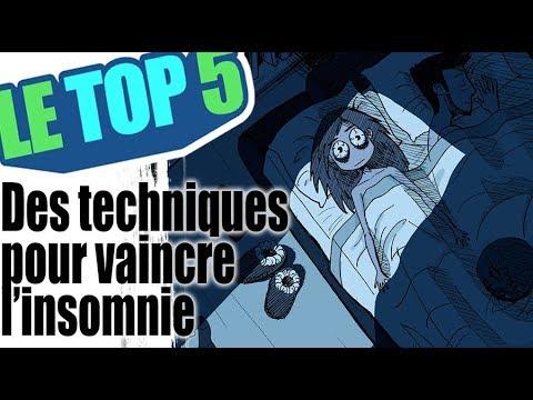 Le top 5 des techniques pour vaincre linsomnie
