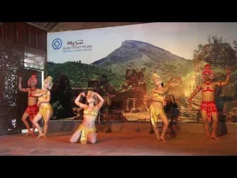 Điệu múa truyền thống Champa - Di sản văn hóa thế giới Thánh Địa Mĩ Sơn