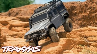 Take the Path Less Traveled | Traxxas TRX-4 Land Rover Defender thumbnail