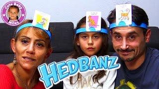 HEDBANZ  GUESSING GAME EINFACH VERRÜCKT | Lustiges und rasantes Ratespiel | CuteBabyMiley