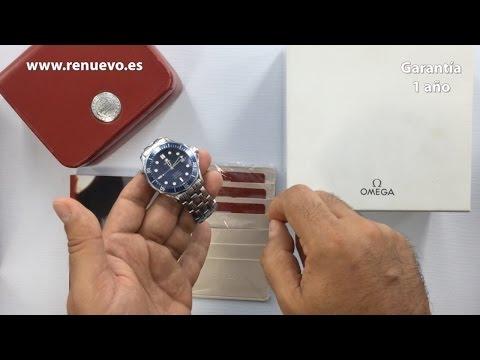 28f188bba11b Consejos para comprar un reloj OMEGA SEAMASTER de segunda mano - YouTube