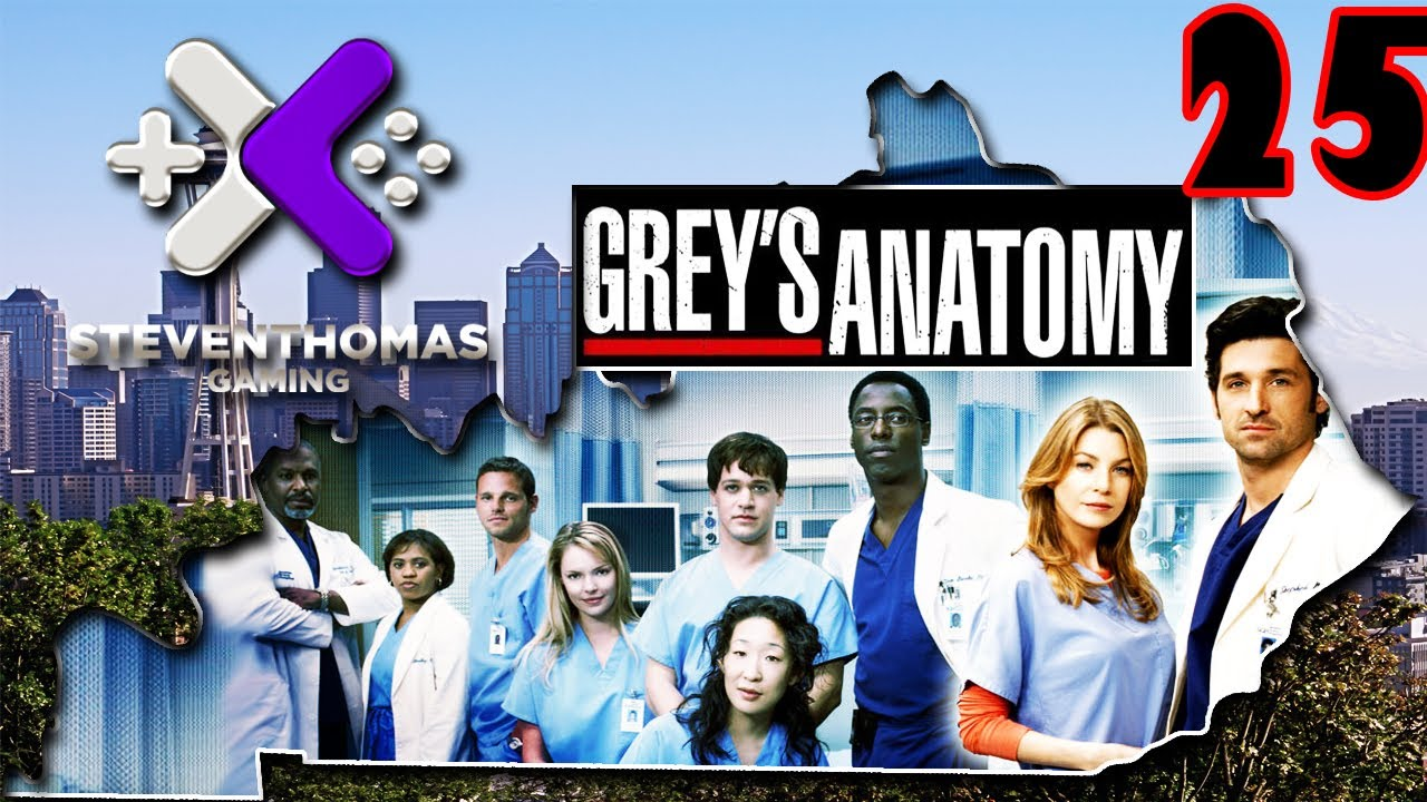 SKS Plays Grey\'s Anatomy - Episode 25 - The End - YouTube