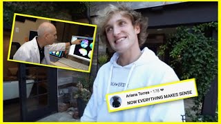 Logan Paul has officially been diagnosed as a sociopath?!