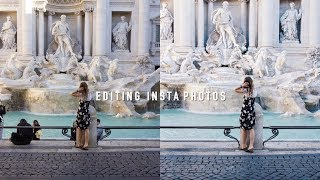 HOW I EDIT + DELETE PEOPLE OUT OF INSTAGRAM PHOTOS