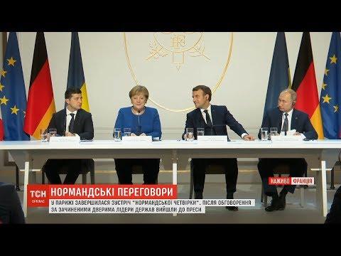 Макрон та Меркель