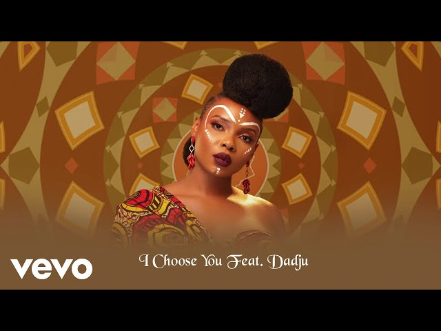 Yemi Alade - I Choose You (Audio) ft. Dadju