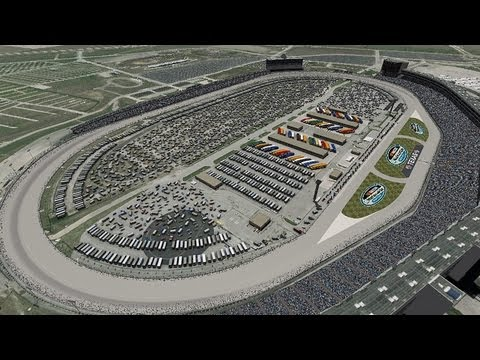 Texas Motor Speedway To Repave And Reconfigure The Track