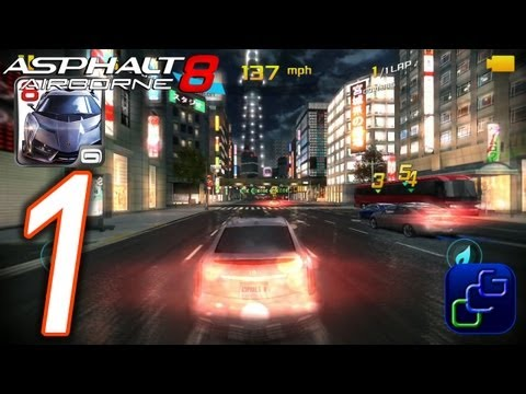 Asphalt 8: Airborne Walkthrough - Gameplay Part 1 - Tutorial and Career Season 1: Welcome