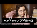 Download Million Reasons - Lady Gaga (Cover) | doyouknowellie MP3 song and Music Video