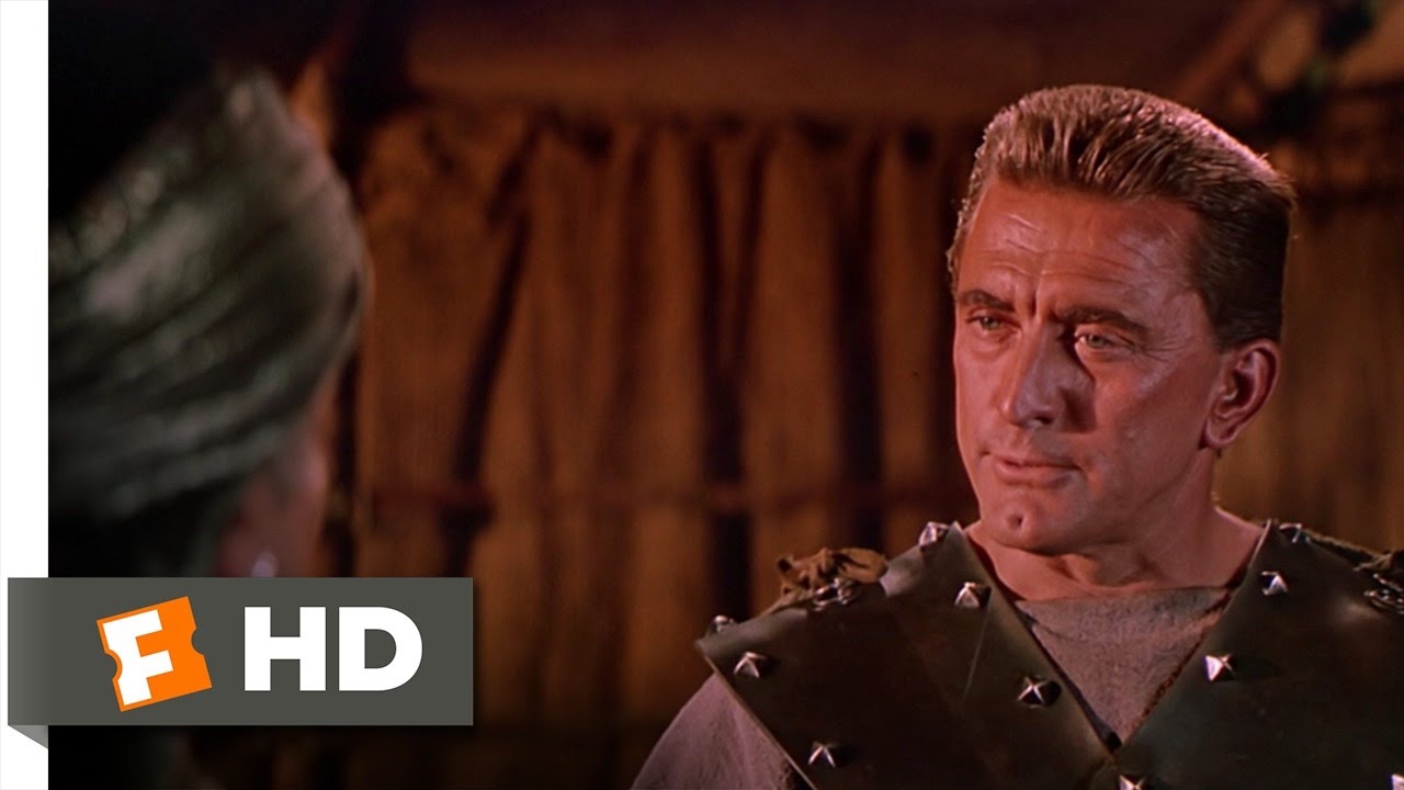 Laurence olivier spartacus quotes - Spartacus 6 10 Movie Clip Death Is The Only Freedom 1960 Hd Youtube