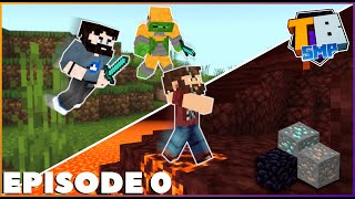 The HUNT: Obsidian, Ores and Prowl! | TrulyBedrock S2E0
