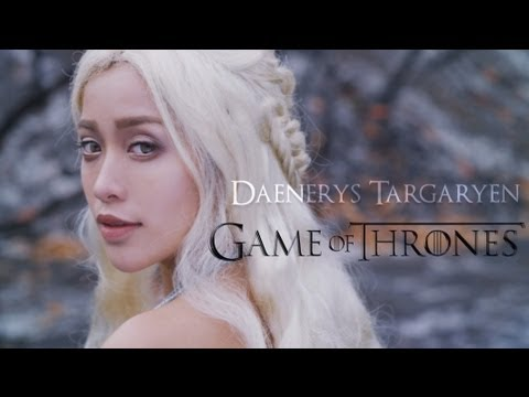 Game of Thrones: Daenerys Targaryen Look