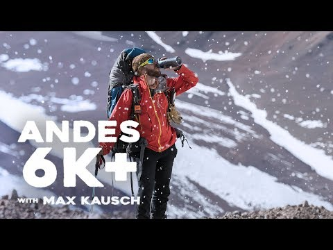 Climbing 12 of the Tallest Mountains in the Andes. | Andes 6K+ E1
