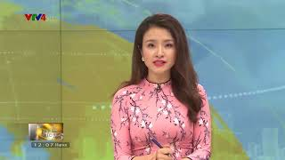 Bản tin thời sự Tiếng Việt 12h - 25/04/2018