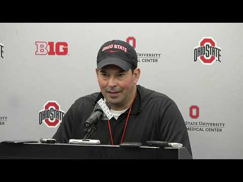 Ryan Day evaluates Ohio State with two weeks left in spring