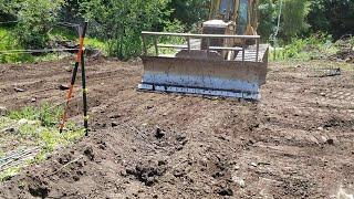Gardening With The Dozer