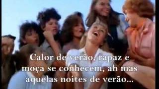Grease - Summer Nights traduo ( legendado).wmv