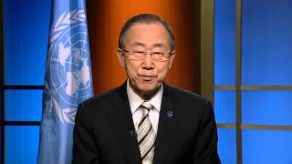 Ban Ki-moon on the Crime of Aggression - Video Message for Slovenia ICC Seminar