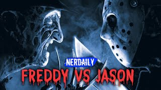 Freddy vs Jason EN 10 MINUTOS
