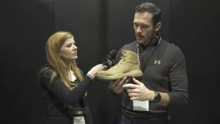 Under Armour Stryker at SHOT Show 2017