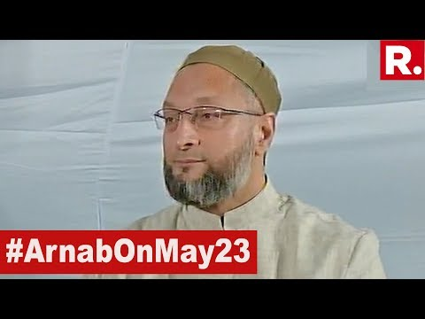 Asaduddin Owaisi Addresses A News Briefing In Hyderabad | #ModiSweep